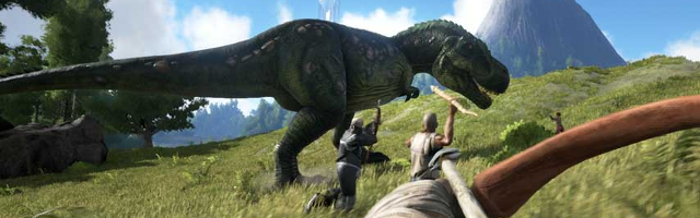 ARK: Survival Evolved, Linux, and You – Boiling Steam