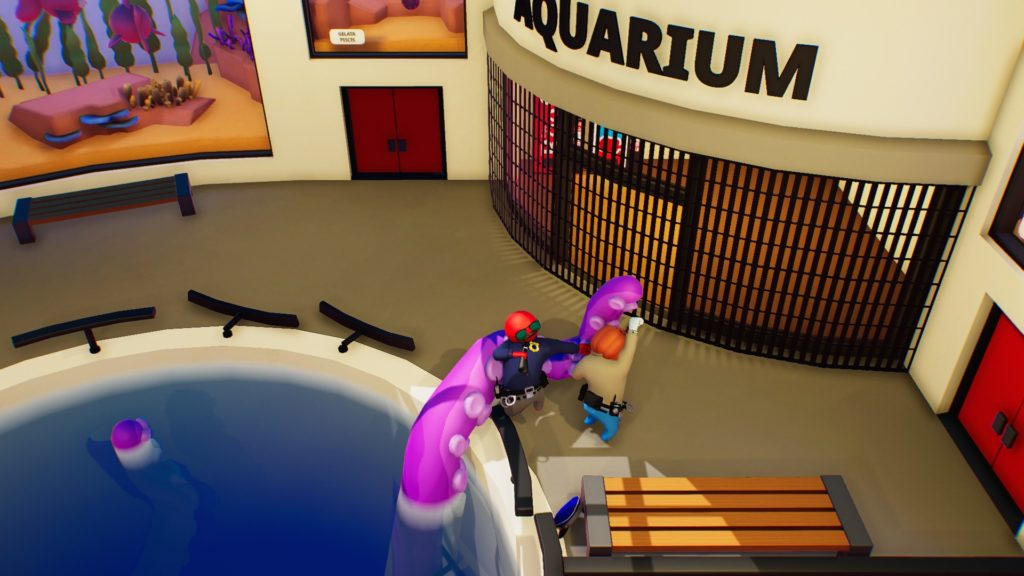 gang beasts on linux