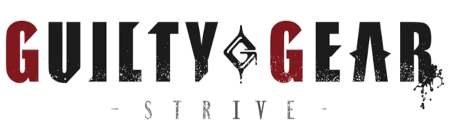 Guilty Gear Strive Logo