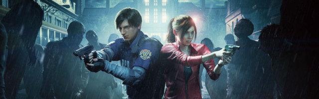 Resident Evil 2 Remake top