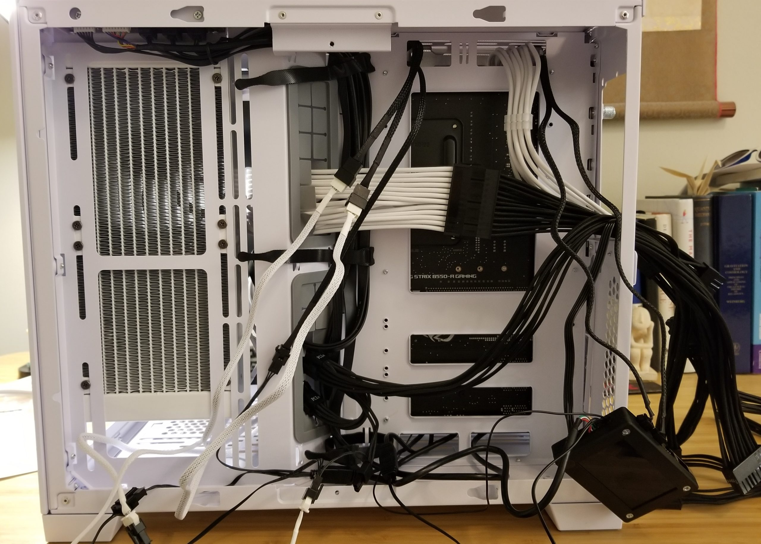 AMD Linux Build: cable before