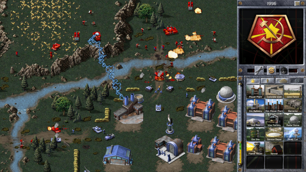 command and conquer remastered linux