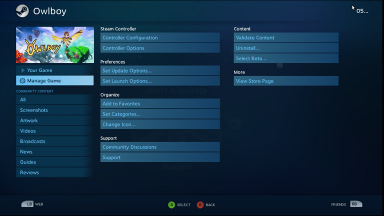 Dealing with Controllers not Recognized in Steam