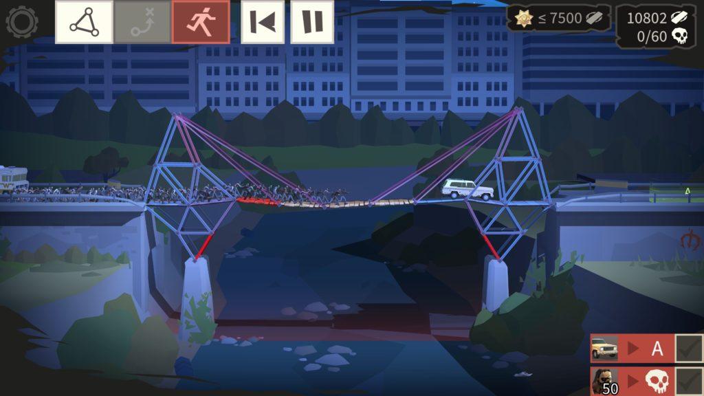Bridge Constructor: Walking Dead