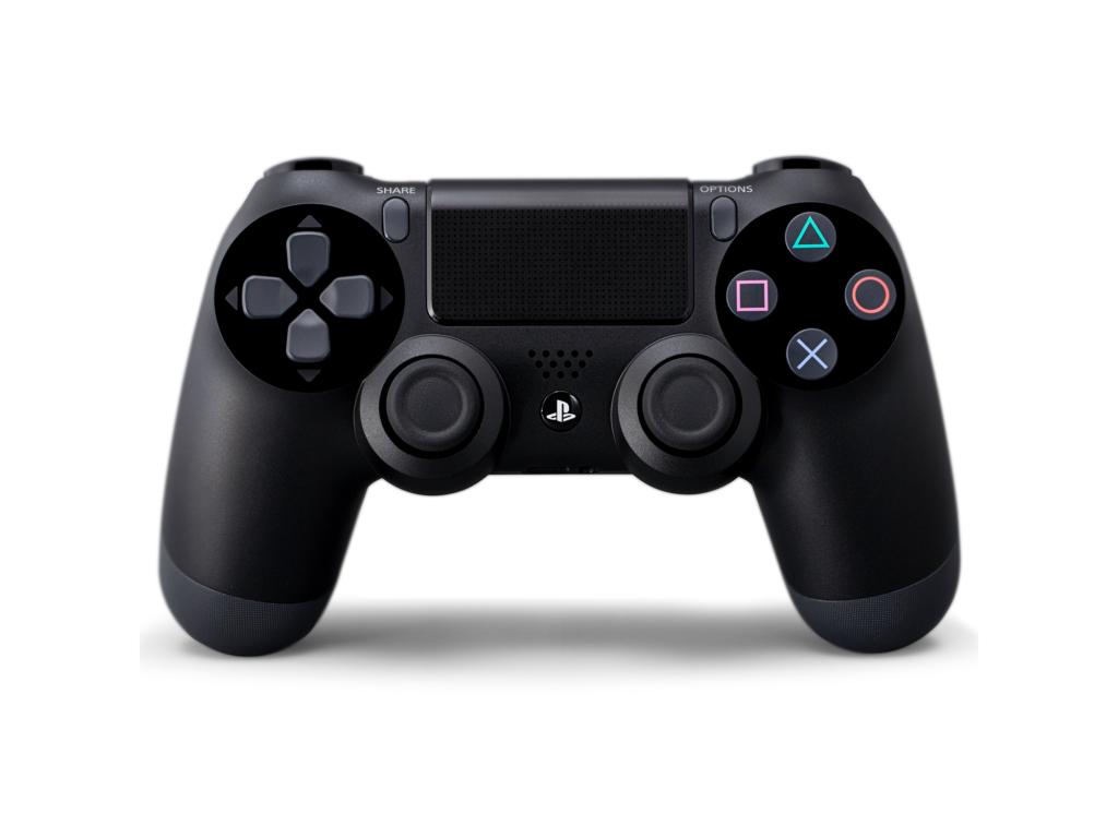 Gamepads: Sony Dual Shock 4
