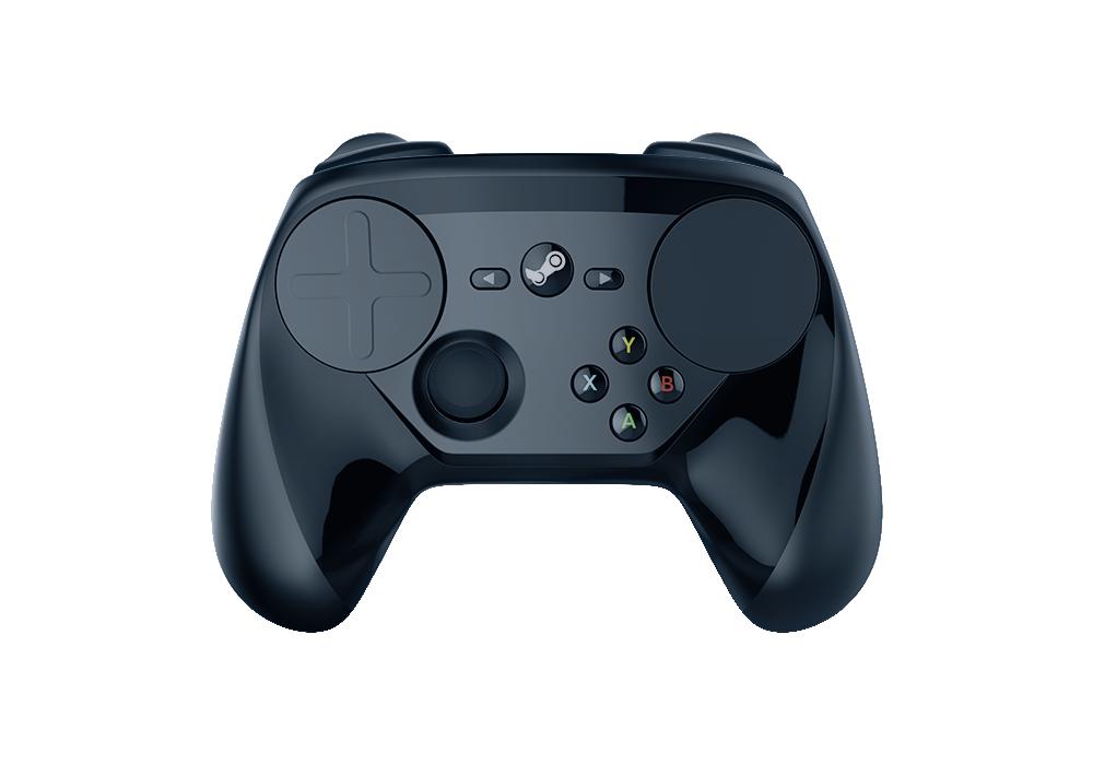 Gamepads: Steam Controller