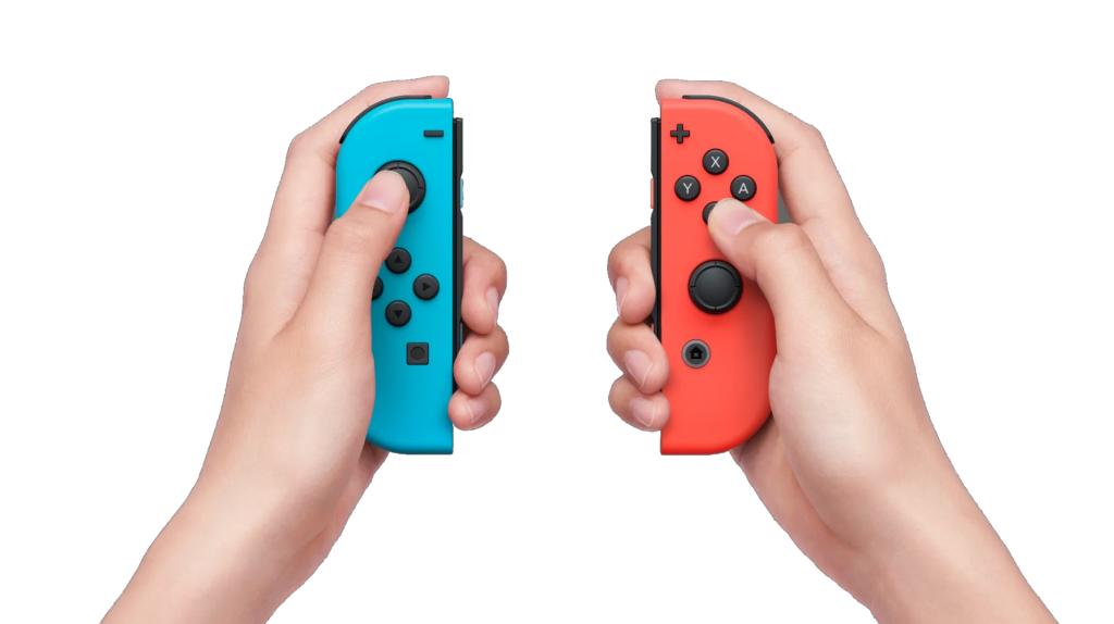 Gamepads: Switch Joycons