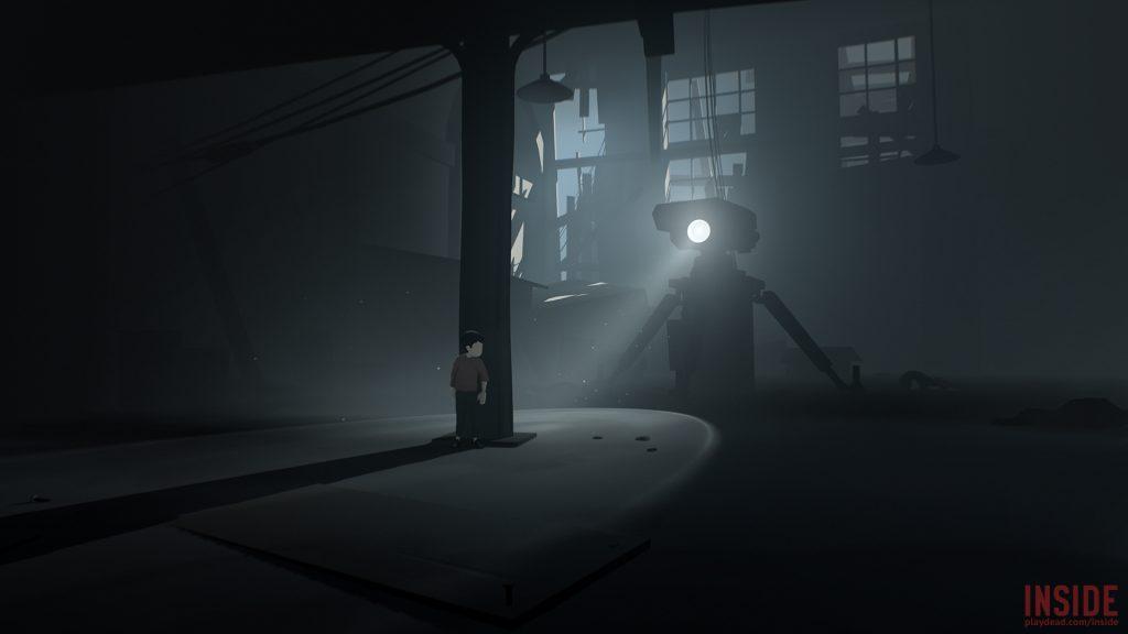 inside robot