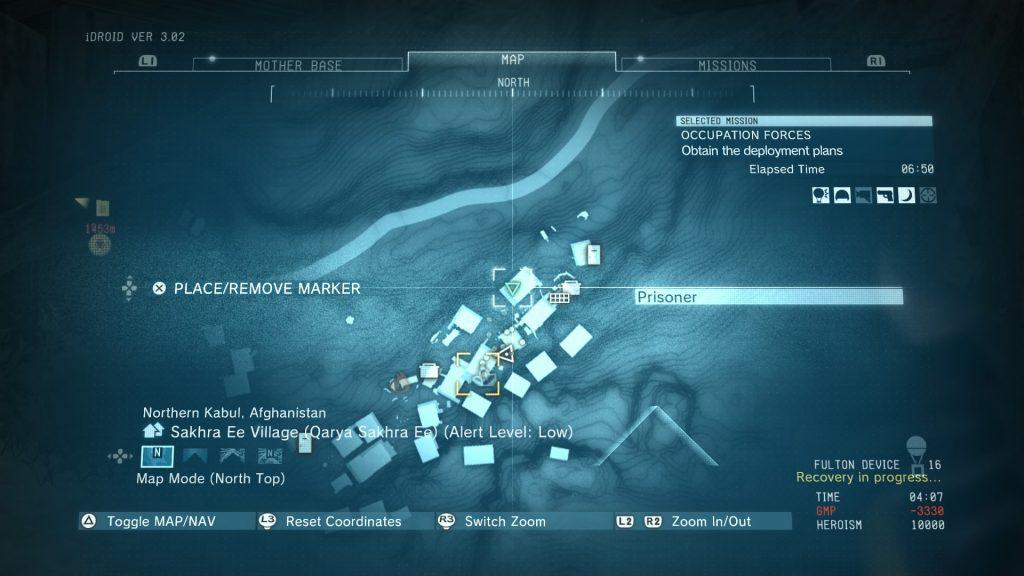 mgs v map