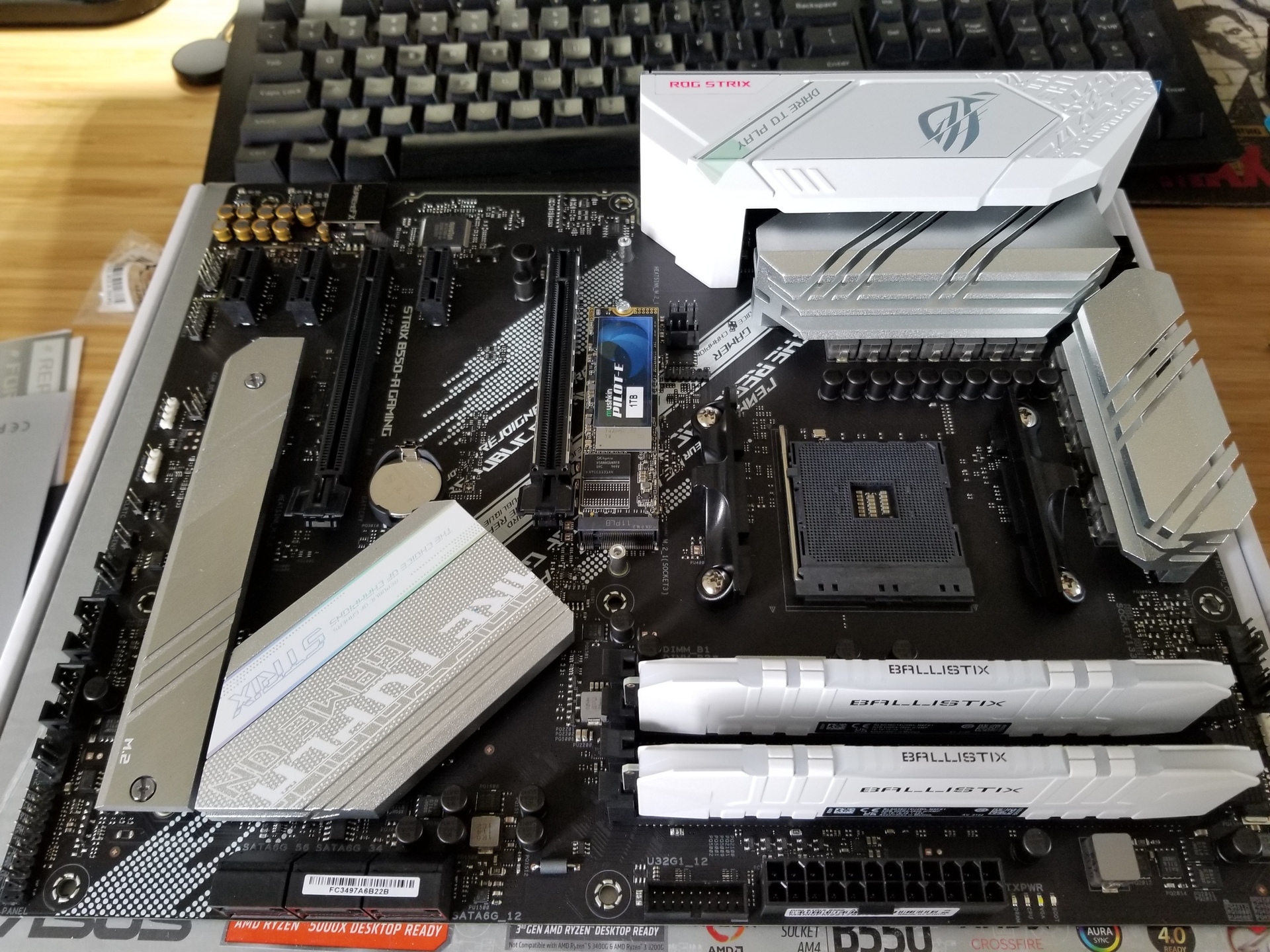 AMD Linux Build: Mobo and RAM