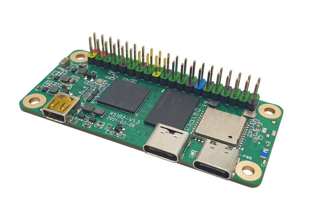 Box64: The Radxa zero board