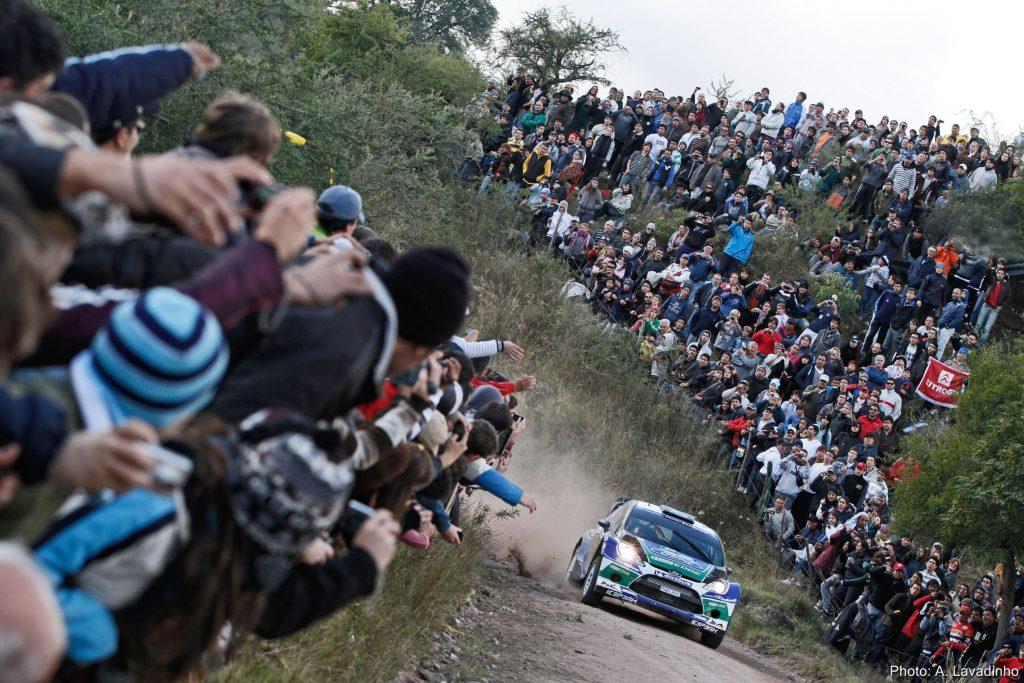 SPORTAUTO -WORLD RALLY CHAMPIONSHIP 2012 -RALLY ARGENTINA-CARLOS PAZ (ARG) WRC 26/04/2012 TO 29/04/2012 - PHOTO :  ANDRE LAVADINHO