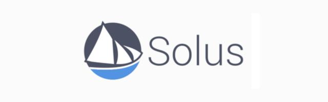 solus distribution linux