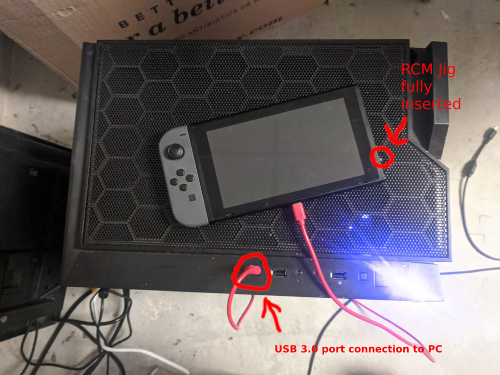 switch rcm 2