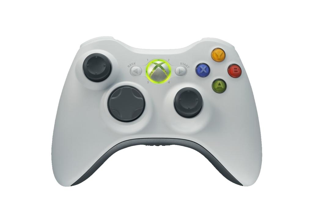 Gamepads: Xbox 360 controller